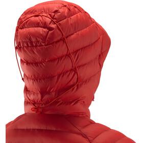 Haglöfs Essens Mimic Hood Dame hibiscus red/brick red